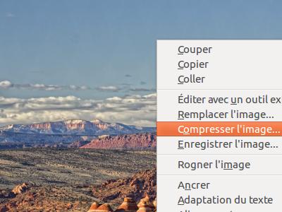 Un réflexe écologique pour mon site : compresser les images